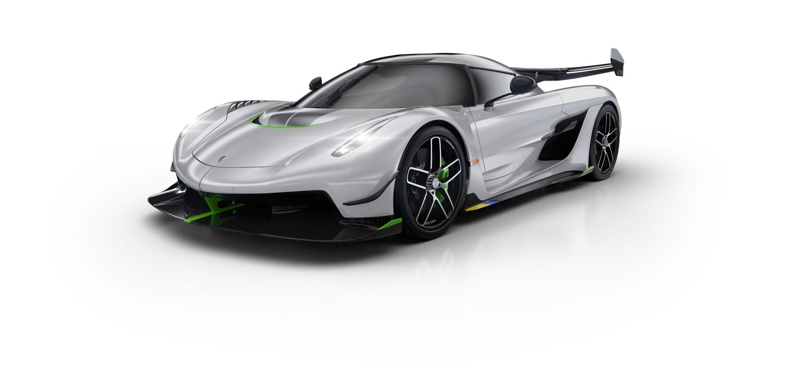 "The 2020 Koenigsegg Jesko Took The Geneva Motor Show By Storm, But It's The ""Sister Car"" That ..."