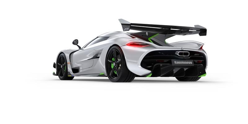 "The 2020 Koenigsegg Jesko Took the Geneva Motor Show by Storm, But It's the ""Sister Car"" That Could be the Record-Breaking Version of the Two - image 827828"