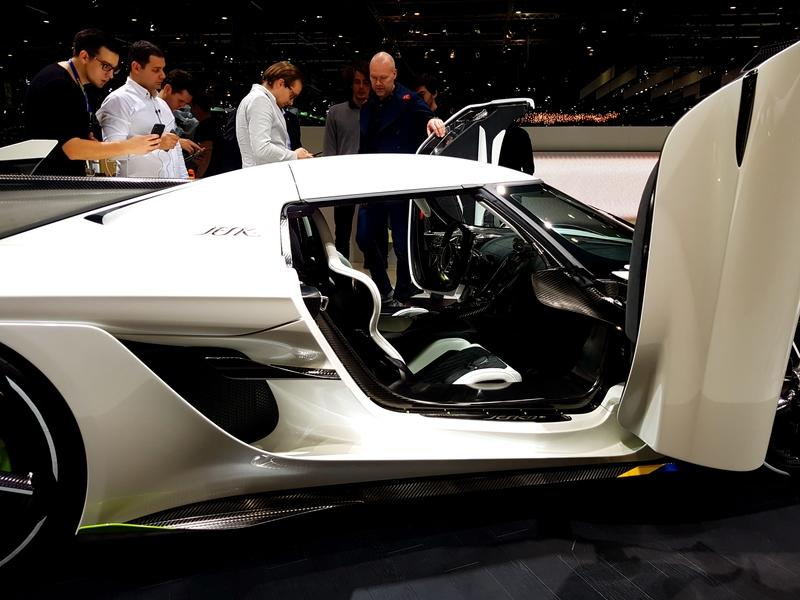 2020 Koenigsegg Jesko Packs More than 1,500 HP and could hit 300 mph - image 827806