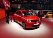 2019 Renault Twingo shows up with new face and engine in Geneva - image 827698