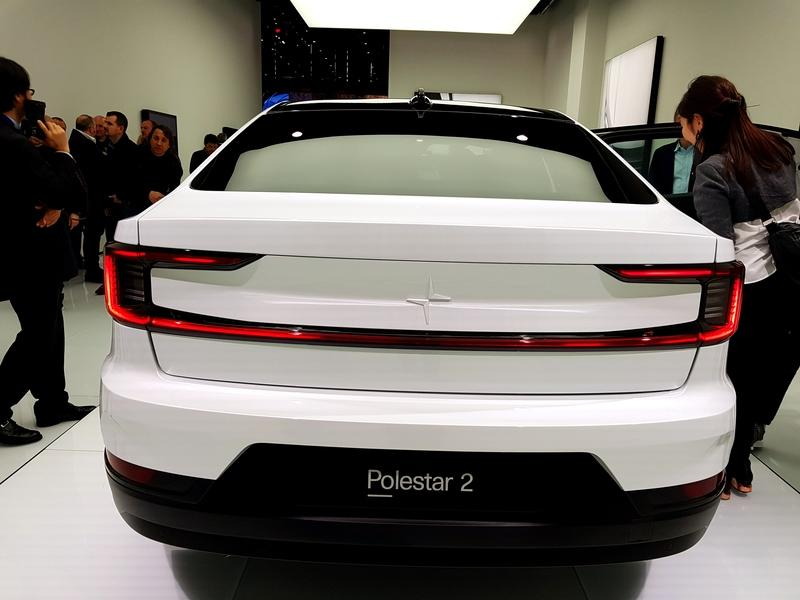 2020 Polestar 2 arrives to rival the world's best EVs in Geneva