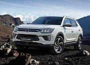 The New Fourth-generation Ssangyong Korando Reaches The Shores of Switzerland - image 828380