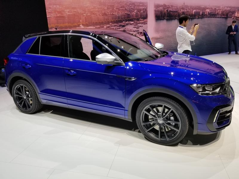 The New Volkswagen T-Roc R Is More Than Just a Sporty Variant Of The T-Roc