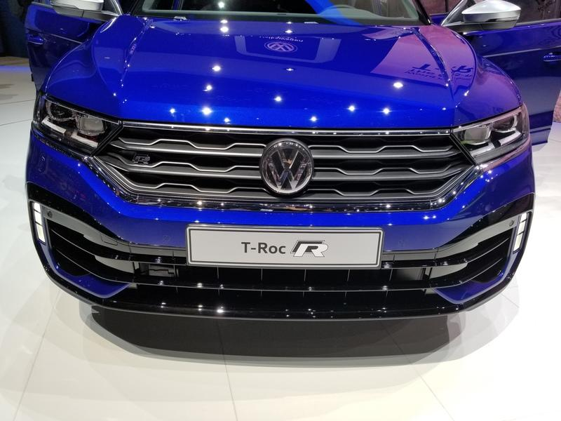 The New Volkswagen T-Roc R Is More Than Just a Sporty Variant Of The T-Roc - image 827871