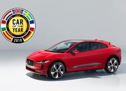 The 2019 Jaguar I-Pace Wins European Car of the Year at the Geneva Motor Show - image 827114