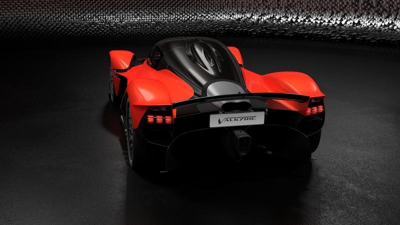 The 2020 Aston Martin Valkyrie Has a Confirmed Output of 1,160 Horsepower! - image 826628