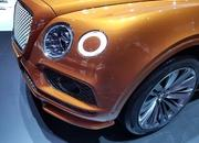 Bentley Launches The 2019 Bentayga Speed At Geneva and It's Faster Than The Urus - image 827481