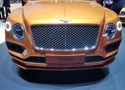Bentley Launches The 2019 Bentayga Speed At Geneva and It's Faster Than The Urus - image 827482