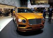 Bentley Launches The 2019 Bentayga Speed At Geneva and It's Faster Than The Urus - image 827485