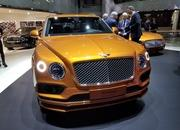 Bentley Launches The 2019 Bentayga Speed At Geneva and It's Faster Than The Urus - image 827486
