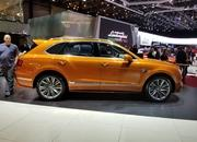Bentley Launches The 2019 Bentayga Speed At Geneva and It's Faster Than The Urus - image 827487