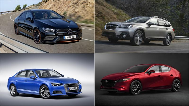 Best AWD Cars for 2019