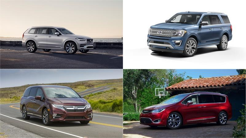 Best Cars for a Family of 6