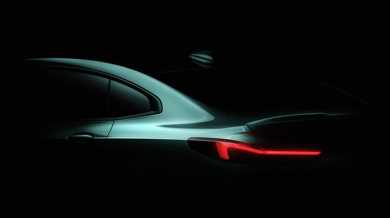 BMW Just Confirmed and Teased the 2021 BMW 2 Series Gran Coupe