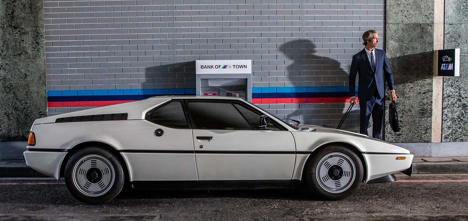 Bmw S New M Town Video Showcases The Legendary 1978 Bmw M1