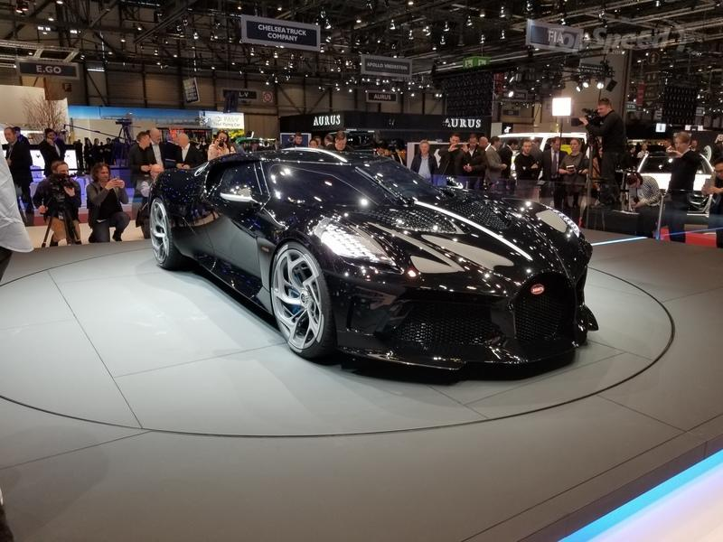 2019 Bugatti La Voiture Noire Quirks And Facts Top Speed