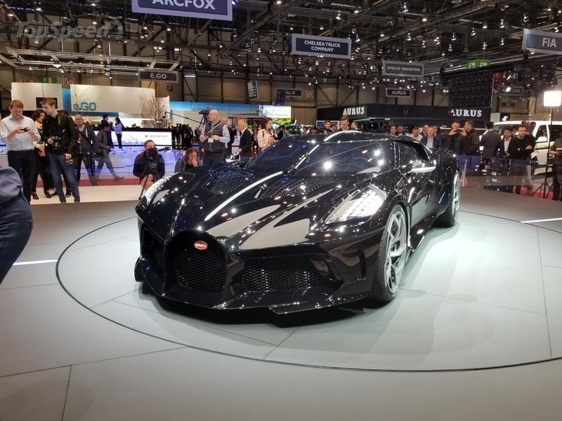 How Can Bugatti Get Off Charging $18.9 Million for the 2019 La Voiture Noire