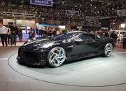 How Can Bugatti Get Off Charging $18.9 Million for the 2019 La Voiture Noire - image 827448