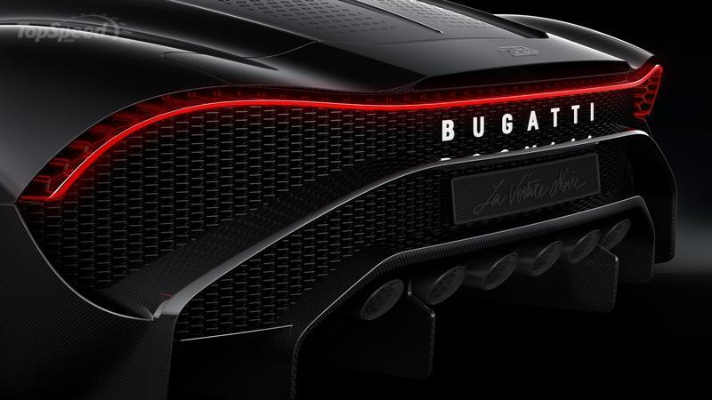 How Can Bugatti Get Off Charging $18.9 Million for the 2019 La Voiture Noire - image 827344