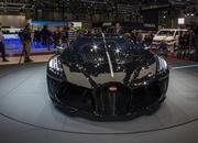 Did Cristiano Ronaldo Just Buy the Bugatti La Voiture Noire? - image 829143
