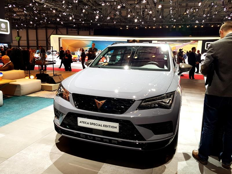 Dual Clutch Transmission >> 2019 Cupra Ateca Special Edition | Top Speed