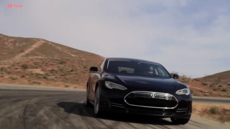 Donut Media Goes Deep With Tesla: Video