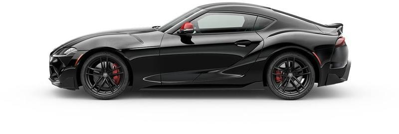 Even The Toyota Supra's First-Year Color Options Are Underwhelming