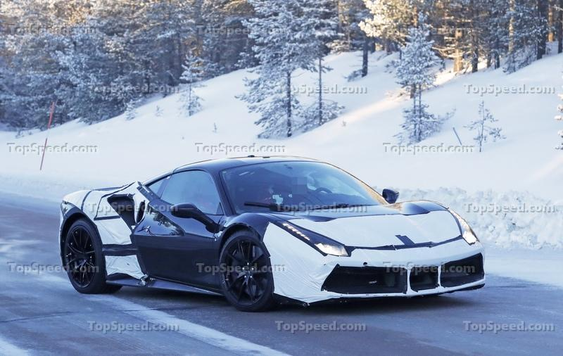 Ferrari's 1,000-Horsepower Hybrid is Coming - Here's When it Will Debut - image 829046