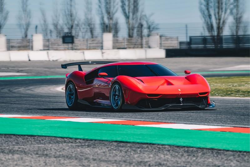 Wallpaper of the Day: 2019 Ferrari P80/C