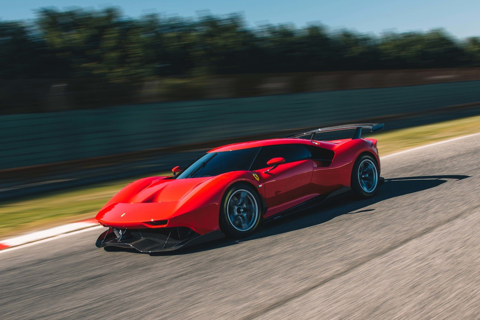 The 2019 Ferrari P80 C Mates Form And Function In Perfect