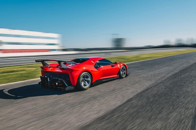 The 2019 Ferrari P80/C Mates Form and Function In Perfect Harmony