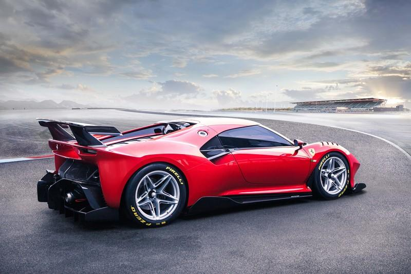2020 Ferrari P80/C - Quirks and Features