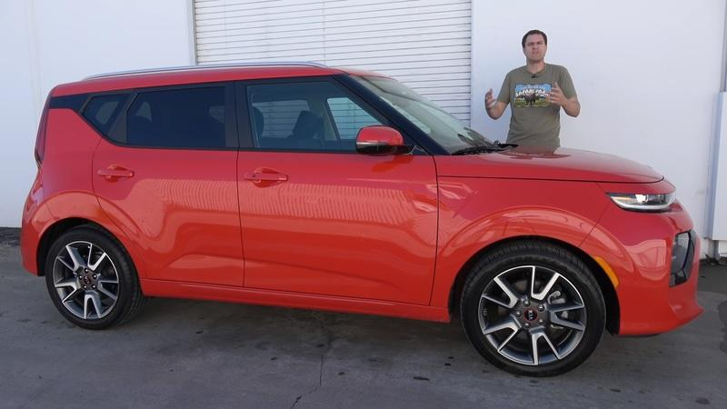 First Reviews of the 2020 Kia Soul Are Overwhelming Positive