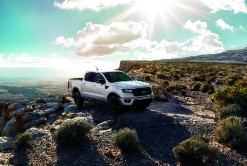 2019 Ford Ranger Black Appearance Package Top Speed