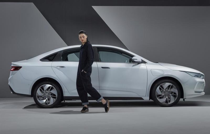 2019 Geely GE11