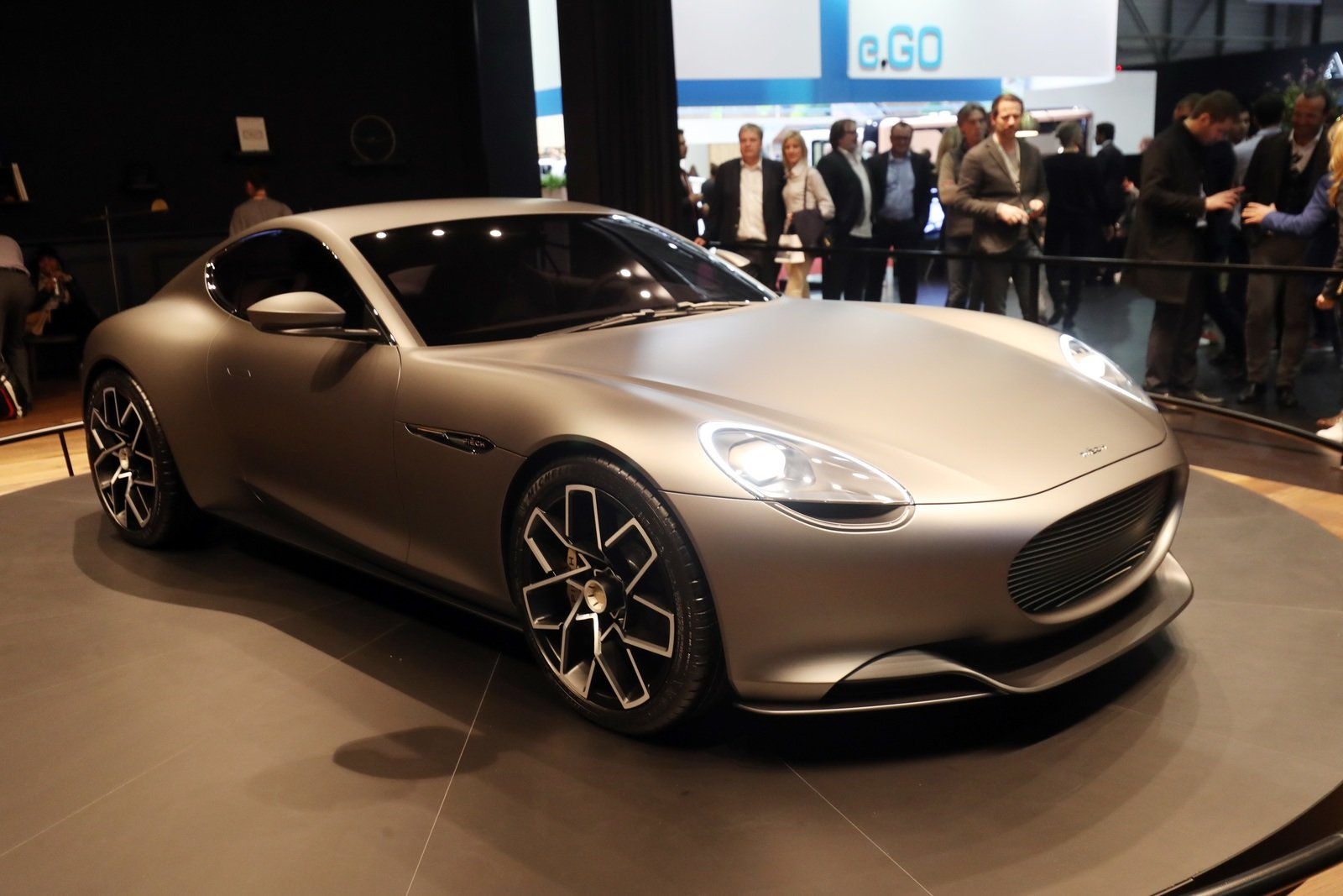 2019 Piëch Mark Zero Pictures, Photos, Wallpapers.   Top Speed
