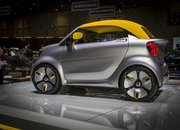 2019 Smart ForEase+ Concept - image 829179