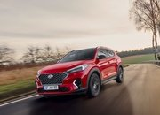 Hyundai Gives the 2020 Tucson a Stiffer Chassis, Sportier Styling with an N-Line Badge - image 832022