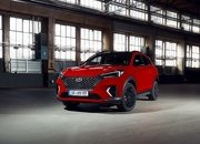 Hyundai Gives the 2020 Tucson a Stiffer Chassis, Sportier Styling with an N-Line Badge - image 832032