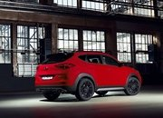 Hyundai Gives the 2020 Tucson a Stiffer Chassis, Sportier Styling with an N-Line Badge - image 832033
