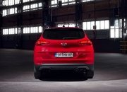 Hyundai Gives the 2020 Tucson a Stiffer Chassis, Sportier Styling with an N-Line Badge - image 832036