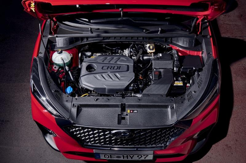 Hyundai Gives the 2020 Tucson a Stiffer Chassis, Sportier Styling with an N-Line Badge Drivetrain - image 832048