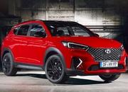Hyundai Gives the 2020 Tucson a Stiffer Chassis, Sportier Styling with an N-Line Badge - image 832055