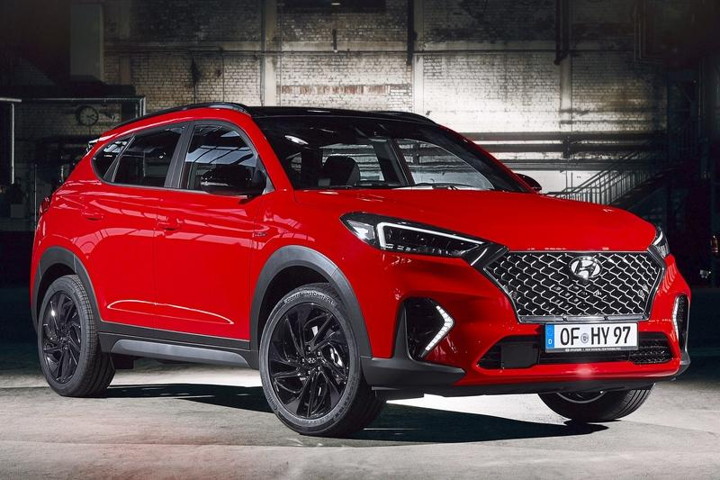 2020 Hyundai Tucson Redesign, Release Date >> Hyundai Gives The 2020 Tucson A Stiffer Chassis Sportier