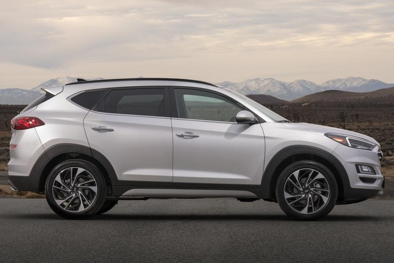 Hyundai Gives the 2020 Tucson a Stiffer Chassis, Sportier Styling with an N-Line Badge