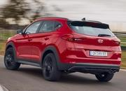 Hyundai Gives the 2020 Tucson a Stiffer Chassis, Sportier Styling with an N-Line Badge - image 832060