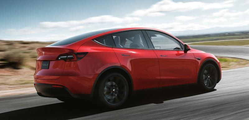Is the 2020 Tesla Model Y Just a Model 3 Hatchback?