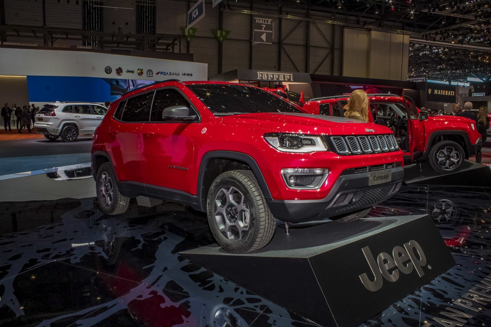 2019 Jeep Compass Hybrid Top Speed