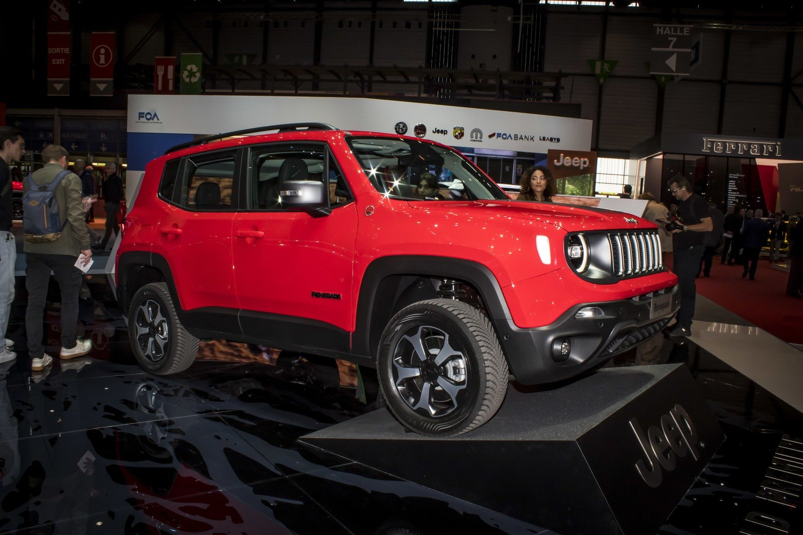 2019 Jeep Renegade Hybrid Top Speed