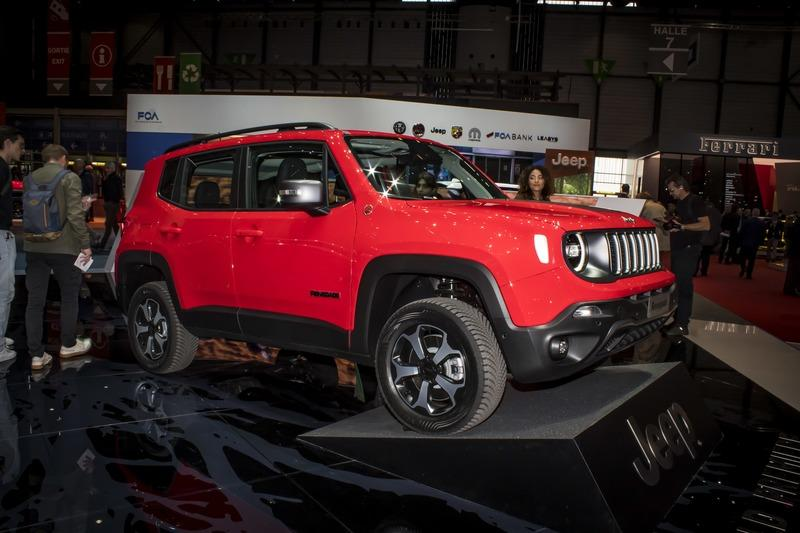 2019 Jeep Renegade Hybrid